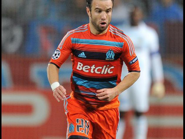 Valbuena strike sends OM through