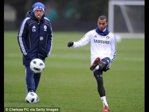 Roman Abramovich orders discipline crackdown at Chelsea after Ashley Cole gun incident