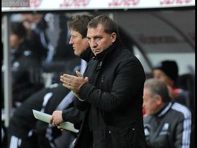 Rodgers: Liverpool not trying to be like Swansea