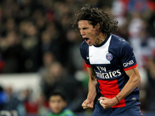 Cavani out for minimum 3 weeks with hamstring injury