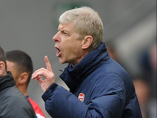 Wenger: Pardew will control himself