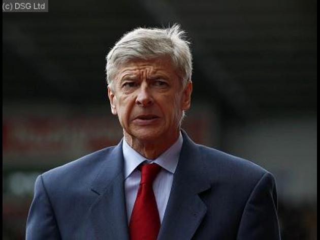 Wenger: No choice over Van Persie sale