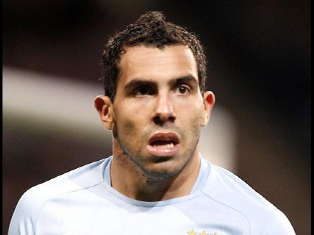 Tevez returns to training