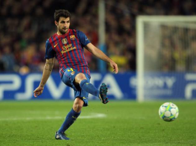Fabregas to return to Arsenal? Not likely!