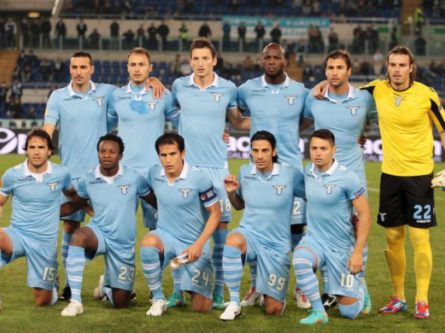Lazio players receive threats over Cup final