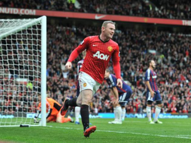 Arsenal want Manchester United star Wayne Rooney. It's for real!