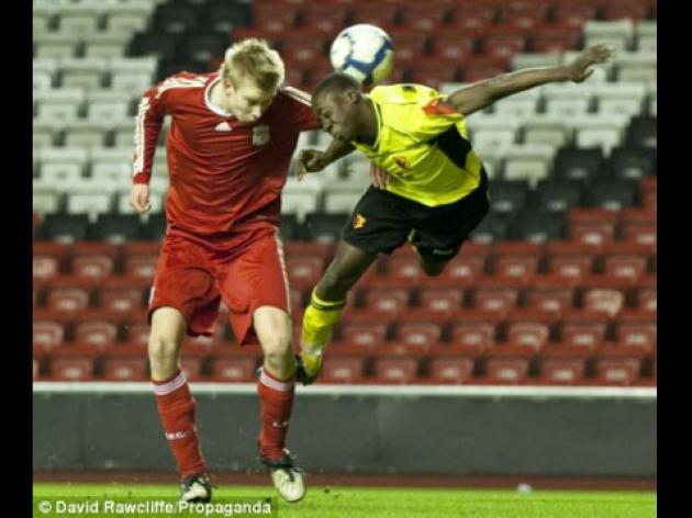 Kop flops: Liverpool crash out of Youth Cup while 'arrogant' coaches say sorry