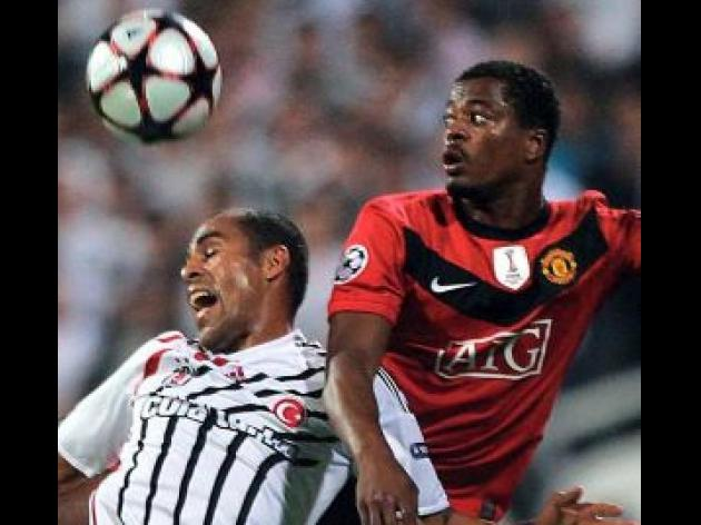 Evra ready for United's history test