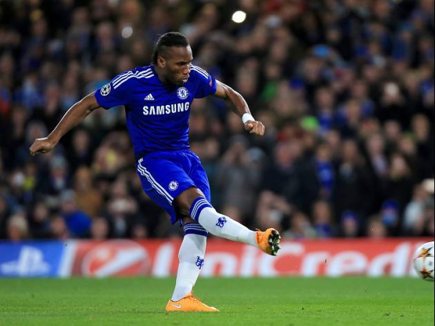 Chelsea thrash Maribor