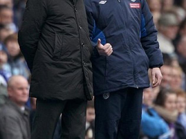 Roy Hodgson confirms Michael Appleton and Keith Downing will stay at West Brom