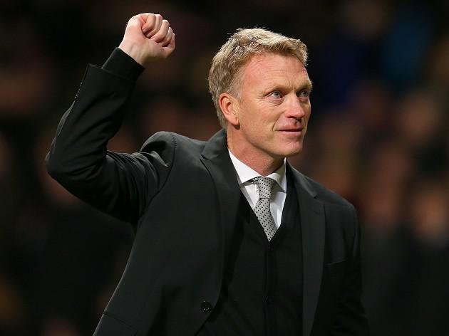 United must improve - Moyes