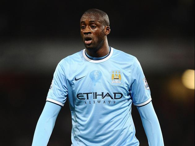 Toure wants long City stay