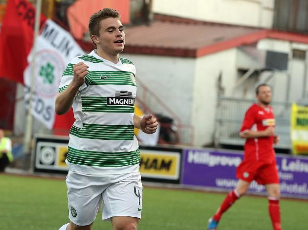 Celtic cruise to Champions League win