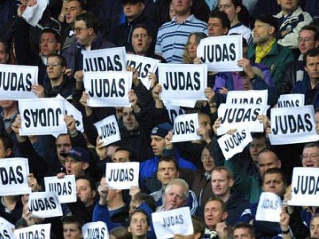 Back to Spite Hart Lane: Sol Campbell to face the Tottenham fans who still call him 'Judas'