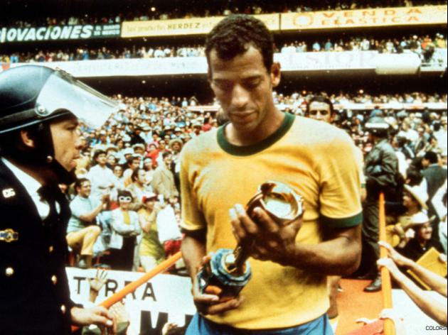 Word Cup 2014 - 70 days to go: Mexico 1970 - Video