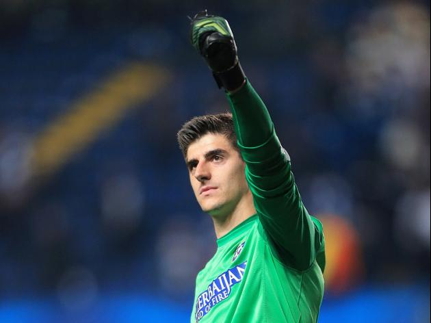 Courtois in dark over future