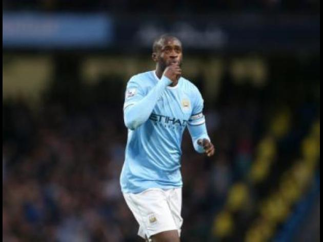 Toure back to his best at Man City