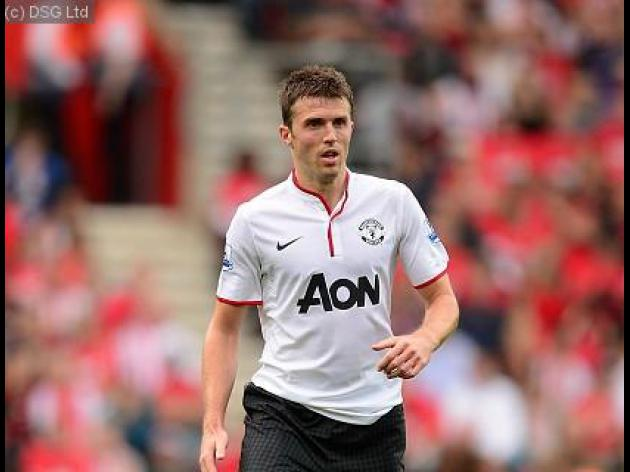 Michael Carrick to leave defensive duties