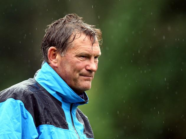 Hoddle rules out taking U21s role