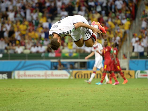 Klose on target in Germany draw