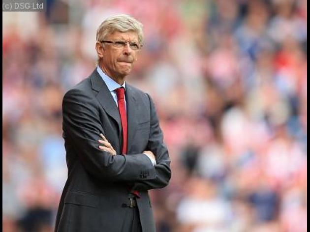 Wenger excited by in-form Arsenal