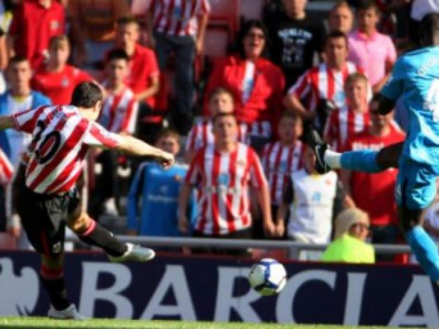 Sunderland 4 Hull City 1: Darren is Hull Bent on proving a point