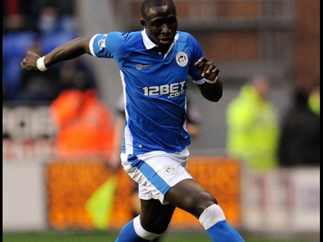 West Ham confirm signing of Diame from Wigan