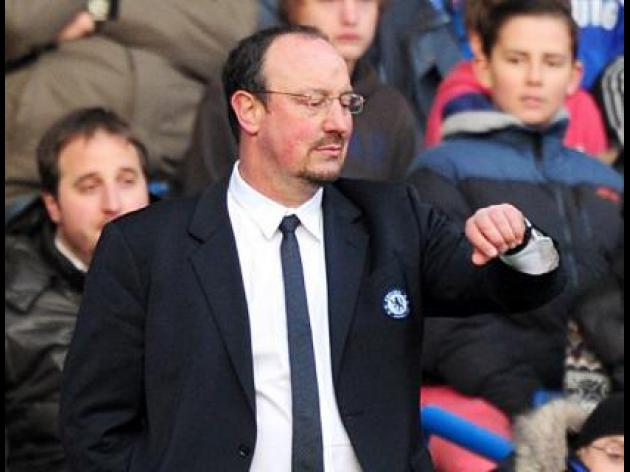 Rafa revels in Chelsea atmosphere
