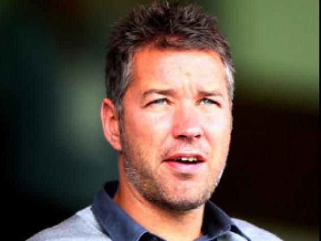 Ferguson sets sights on play-offs