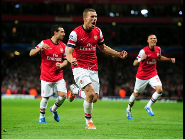 Gunners march on after successive wins