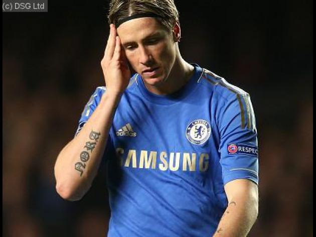 Benitez admits Torres isnt the player he was at Liverpool