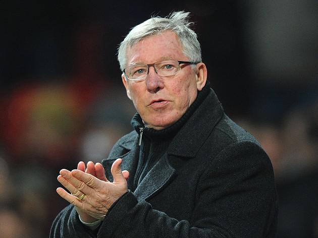 Sir Alex Ferguson assures his squad of 'big year'