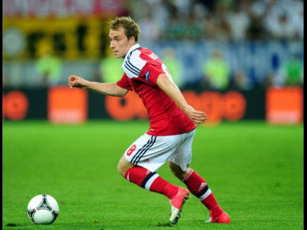 Denmarks Eriksen set for late fitness test