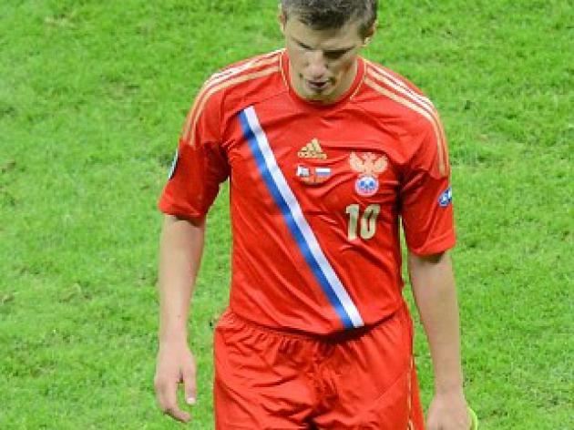 Arshavin gets heat from club owner Gazprom