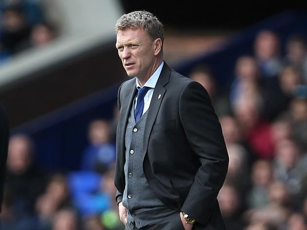 Moyes says goodbye to Goodison with victory over West Ham