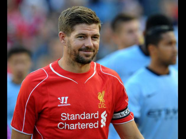 Liverpool can win the Premier League even without Luis Suarez, says Steven Gerrard