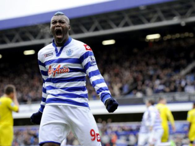 Cisse leaves QPR