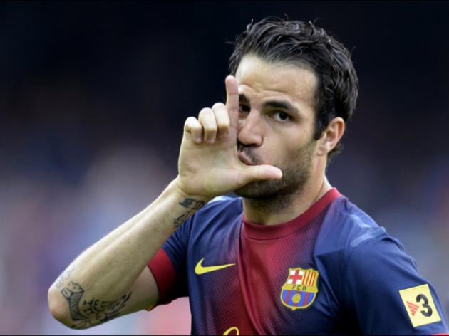 Man United target Fabregas not ready to give up on Barca dream