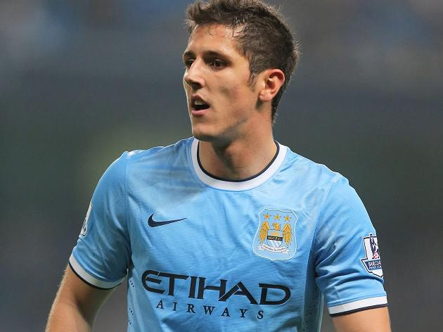 Jovetic's future is at City - Pellegrini