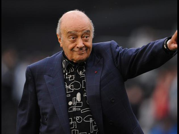 Al Fayed calls for refereeing reform