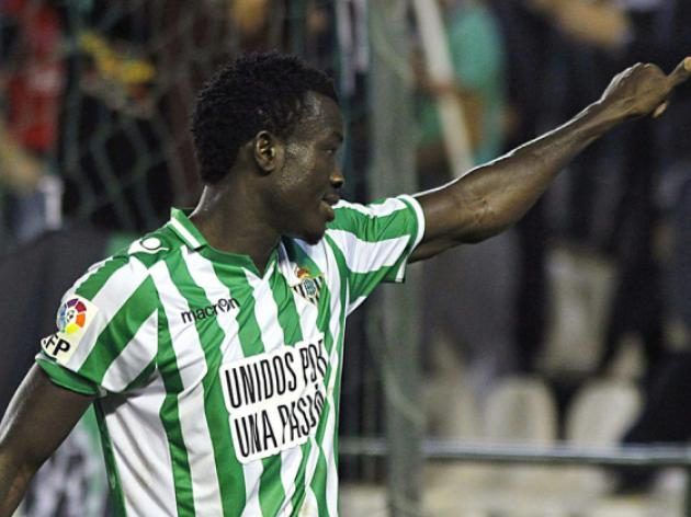 Betis condemn Villarreal to first defeat
