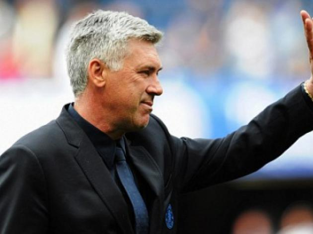 Carlo Ancelotti wants to manage West Ham