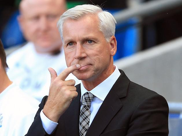 Pardew reflects on tough week