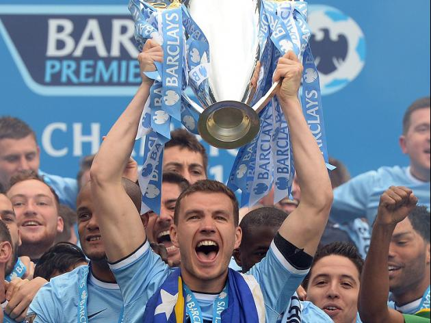 New City deal for Dzeko