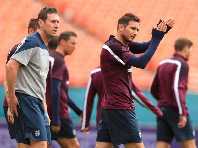 Lampard: Clear head will help me
