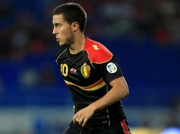 Benteke, Lukaku, Mirallas and Eden Hazard to make Belgium Cup contenders?
