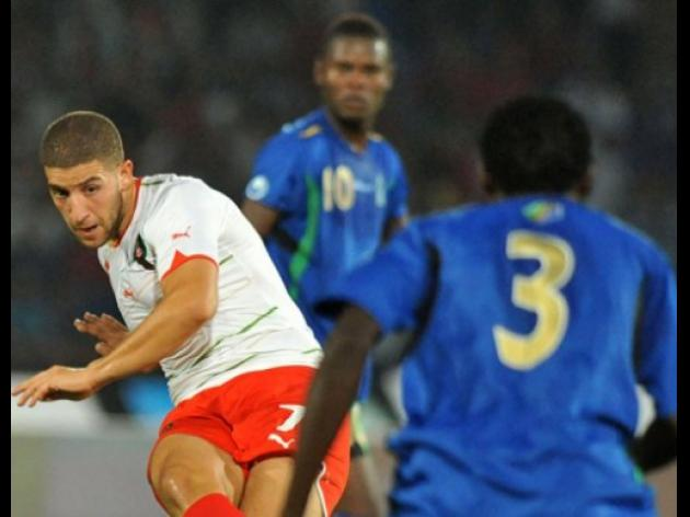 Bad boy Taarabt comes good for Morocco