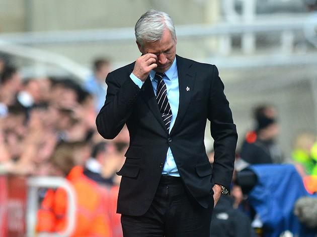 Pardew scarred after last season