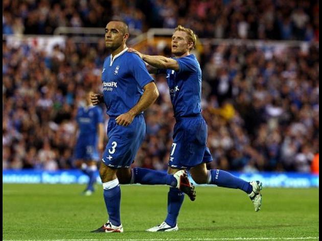 Birmingham 3-0 Nacional: agg 3-0: Match Report