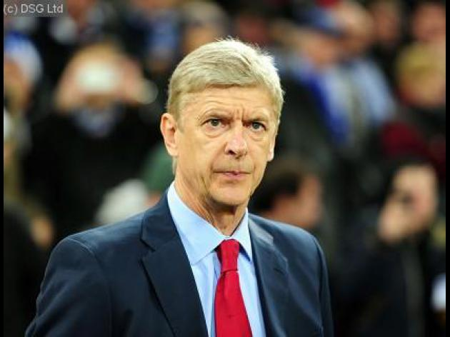 Wenger not concerned by fan's booing
